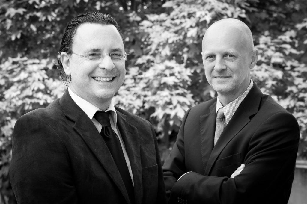 Dieter Fess & Reinhard Bähr